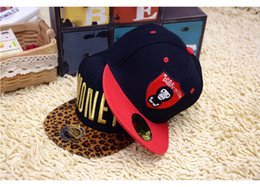 Wholesale Hat Model Child - Children of new fund of 2015 autumn outfit is han edition baseball cap hat cap son boy girl tide model BH1252