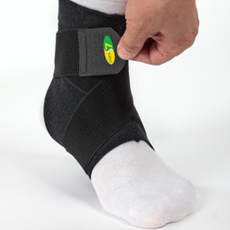 Wholesale Ankle Protection Football - Drop ship Compression Sock Heel Arch Support  Ankle Sock ankle protection sock sport socks S M L size black socks with retail packing