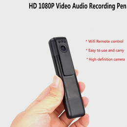 Wholesale Wireless Micro Dvr - C11S Wireless WIFI Micro Camera 1080P HD Digital Video Voice Recorder Portable Recording Pen IR Night Vision Mini DV DVR Camera ann