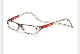 Wholesale Adjustable Eyeglasses - Wholesale-R11005-2 Adjustable Fashion Magnetic eyeglasses Reading Glasses Men Women Sun Readers +1.0 1.5 2.0 2.5 3.0 3.5 4