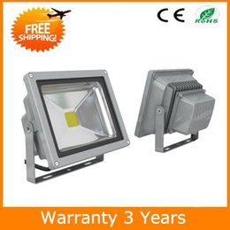Wholesale Outdoor Dc Flood Light - LED Flood Light 12V LED Floodlight Outdoor Waterproof IP65 10W 20W 30W 50W 100W 150W 200W DC12V 5PCS 3 Years Warranty Free Shipping