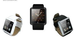 Canada U10 U Montre Étanche Bluetooth Smart Watch Cadran Bracelet Montre pour iPhone Samsung HTC xiaomi LG Android téléphone portable smartphone Offre