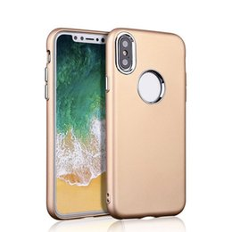 Wholesale Shock Proof Mobile - Mobile Phone TPU Shock Proof Soft Shell Protective Case Cover For Apple iPhone X IPHONE6 6PIUS 7 7PIUS