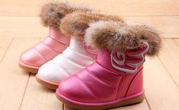 Wholesale Boys Snow Boots 11 - 2015 NEW fashion children shoes children boots snow boots girls boots cotton shoes leather