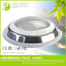 Wholesale Underwater Pool Light Wall - Fashion 15W RGB LED Swimming Pool Lights Led underwater lamp Wall Mounted Led Ball Light For Swimming Pool