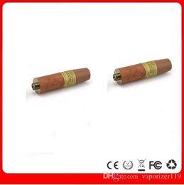 Wholesale Rechargeable Electronic Hookah - Cartridge for E Cigar2 Rechargeable Battery 1800 Puffs per Cartridges Electronic Cigarette NO.1 Vapor Better Than Shisha E Hookah