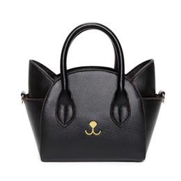 Wholesale Open Cats - Cat Bags Cute Woman Wing Handbags Fashion PU Messenger Bags