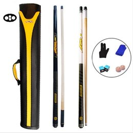2021 stecca caso  S2 Break Cue Punch Jump Stick Stick 12.75mm 11.5mm Suggerimento 2 Colore con custodia Set Professionale 2021 Segnali da biliardo