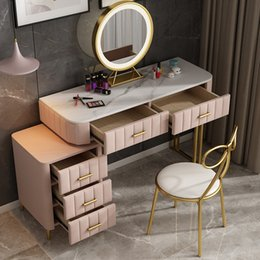 Cadeiras de mesa on-line-Mobiliário Nordic Net Red Ins Simples Quarto Familiar Pequeno Tipo Tieyi Beauty Shop Table e Cadeira