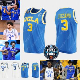 Jerseys jr smith on-line-NCAA UCLA Bruins Jersey 3 Johnny Juzang 5 Chris Smith 4 Jaime Jaquez Jr 10 Tyger Campbell 1 Jules Bernard Cody Riley David Singleton Jake Kyman Jaylen Clark