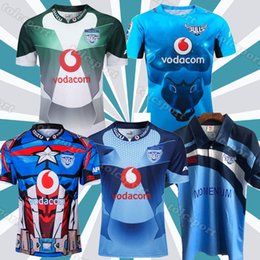 toros camisetas Rebajas 2021 2022 Bulls Rugby League Jersey 19 20 21 22 Home Court Away Game Blue Hero Edition Men's Adult Hombres Jerseys Camiseta de entrenamiento