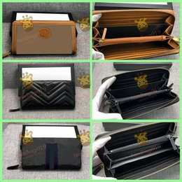 Correntes chaves acrílicas on-line-wallet  Zippy Wallets purse Carteira masculina de grife Bolsas carteira de grife feminina
