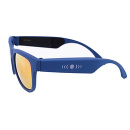 audio-promotionen Rabatt Hochende ZubehörWomens New Trendy Promotion Audio Sunglass Bluetooth Sonnenglas