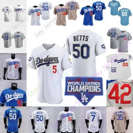 Золотой ма онлайн-DoDGers 2021 Gold Program Jersey Mookie Betts Cody Bellinger Corey Searger Trevor Bauer Walker Buehler Clayton Kershaw Julio Clias Turner May Ma Pollock Muncy Lux