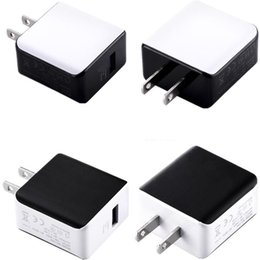 2021 eu charger 5v 3a Schnellladung EU US AC Home Wall Charger 5V 3A QC3.0 Power Adapter für iPhone 7 8 x Samsung Huawei Android Phone PC