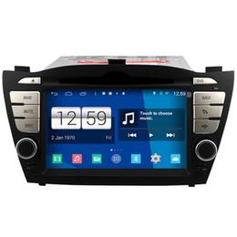 Wholesale Car Stereo Tv Hyundai - Winca S160 Android 4.4 System Car DVD GPS Headunit Sat Nav for Hyundai ix35   Tucson 2.4L 2010 - 2013 with CANBUS Wifi   3G Radio Video