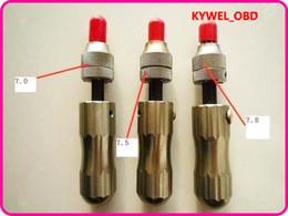Wholesale Tubular Adjustable - GOSO 7pin 7.5pin 7.8 3pcs lot Pin Tubular Adjustable Manipulation Lock Pick , locksmith tools free shipping