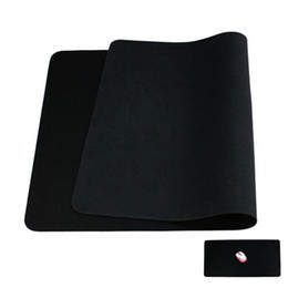 Wholesale Padded Laptop - Wholesale-New 60*35cm Large Gaming Mouse Pad Mat for CS CF WOW Laptop Computer Black Freeshipping & wholesale & dropshipping