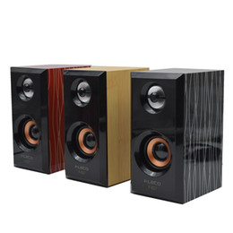 Wholesale Wood Box Speakers - Wholesale- 100% new manufacture outdoor wood speaker cabinet