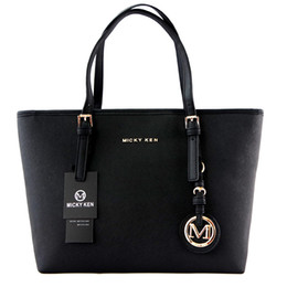 49a9b1d70921 High quality women bags MICHAEL KEN lady PU leather handbags famous  Designer brand bags purse shoulder tote Bag female 6821 discount michael  kors