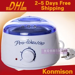 Wholesale Paraffin Heaters - Portable Hair Removal Wax Heater mini waxing 400ml Warm Paraffin Bath beauty Machine Hair Removal Wax Paraffin Heater for salon and Home Use