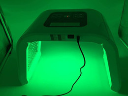 Wholesale Skin Rejuvenation Equipment - Led PDT Bio-light Therapy Phototherapy 4 colour LED mask Skin Rejuvenation beauty equipment CE approval AU-2B