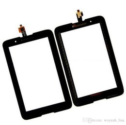 Wholesale Tablet Replacement Screen Lenovo - 7 Inch Tablet Touch Panel For Lenovo Tab A3300 Touch Screen Panel Glass Digitizer Replacement Black
