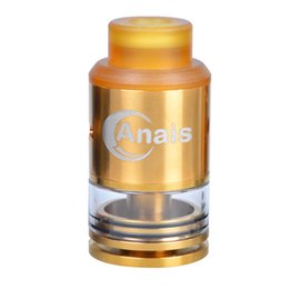Wholesale Electronic Injection - 4 color 100% Original Anais star tank oil filling and oil injection DIY electronic smoke vaporizer and the e-cig Factory