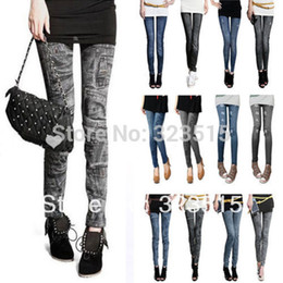Wholesale Army Pants Girls - FG1511 2014 New Arrival New Fashion Denim Jeans women girl Sexy Leggings Jeggings Skinny Pants
