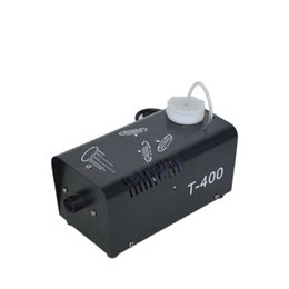 Wholesale Smoke Machine Lights - 6pcs lot Moka MK-F09 Stage Lighting Pro DJ Fog Smoke Machine 400W Power Fog Maker Special Effect