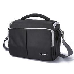 Wholesale Digital Lenses Filter - New High Quality Black Photography DSLR Camera Backpack Waterproof SLR Camera Sling Shoulder Bag Outdoor Digital Camera Bag.