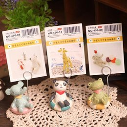 Wholesale Miniature Photos - Miniature Garden Look at the sky resin furnishing articles photos zakka memo clip Home Decoration Accessories Miniature Garden
