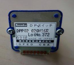 Máquinas de torneado online-Japón TOSOKU Rotary Switch DPP02 020H16R 02H Rotary Encoder Switch Interruptores giratorios de Japón Torno CNC máquina herramienta de torneado
