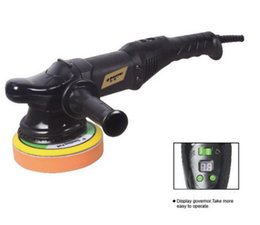 Wholesale big throw mm random orbital dual action car polisher buffer heavy w v v speed dail variable CE certificated