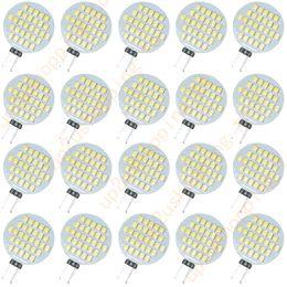 Wholesale Led 3watt - 20 x Bright G4 3Watt 30 SMD 2835 LED Boat Spot Light Home Bulb Pure White 300LM for free shipping
