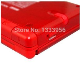 Wholesale Mario Game Console - Hot Selling Mario Red Video Game Console System $& Handheld Game Player +4GB memory card with 280 games do drop shipping