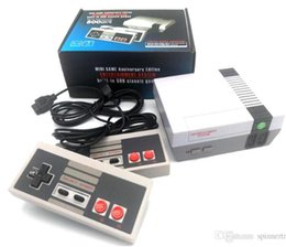 Wholesale Console Usb - Mini TV Video Handheld Game Console Entertainment System Built-in 500 600 620 Classic Games For Nes Games PAL NTSC OTH002