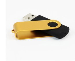 Wholesale Mini Usb Styles - Hot Promotion pendrive 128GB popular USB Flash Drive mini GIFT (NEW U Disk 128G ) rotational style memory stick with DHL Fedex 80pcs lot