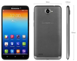 Wholesale Polish Screen - Best Price For Original Lenovo S939 Phablet 6 inch Big Touch Screen Mobile Phone Android 4.2