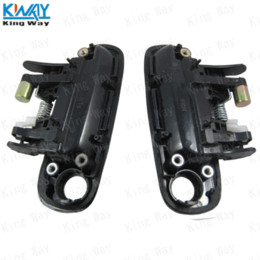 Wholesale King Way Black Outside Door Handle Front Left Right For Toyota Corolla handle furniture