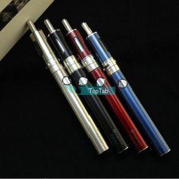 Wholesale E Cigarette Joytech - Authentic Kanger Emow Kit 1300mAh E Cigarette Variable Voltage Vaporizer Battery Twist Vape Pen With Aerotank Mow Vs Joytech eGo One XL Kit