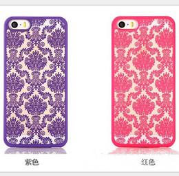 Mode Vintage Damassé Mandala Datura Henné Fleur Mat En Plastique Dur PC Couverture Translucide Pour iPhone 5S 6 6S Plus S6 bord plus note 5 ? partir de fabricateur