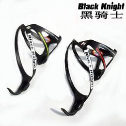 Noir chevalier XXX plein fibre de carbone vélo porte-bouteille vélo bouteille d'eau cage porte-bouteille vélo accessoires de vélo ? partir de fabricateur