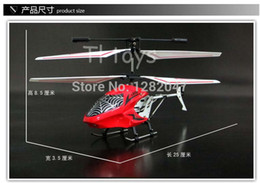 Wholesale Alloy R C Helicopter - Wholesale-Tee remote control helicopter alloy resistance and intelligent control with gyroscope R C helicopter remote control
