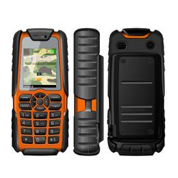 Wholesale Cheap Quad Band Unlocked Phones - Unlocked Cheap Power bank Mobile Phone CAGI XP3300 5000mAh Big Battery 1.77Inch Dual SIM Quad Band GSM Bluetooth Torch Cell Phone