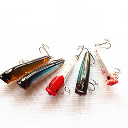 Wholesale Lure Bait Making - 2015 Hot Sale Fishing Lure Multi-color POPPER man-made 7g Professional sub bait Fishing High Quality Fishing Lures SJ65