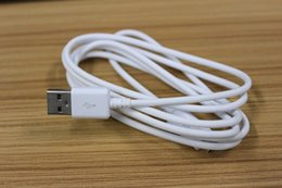 Wholesale Chinese Galaxy S2 - 500 PCS Original 5ft 100CM 150cm ECB-DU4AWE Micro Usb Data Sync Charge Cable Cord For Samsung Galaxy S2 S3 S4 Note 2 4 I9300 I9500 I9100