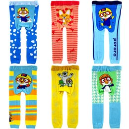 Wholesale Busha Baby Cartoon Animals - Busha Brand Cartoon New Baby Boys PP Pants Tights Animal Christmas Gift Character Baby Girl Trousers Xmas Clothes