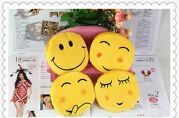 Wholesale Checkered Purse - Cute purse wallet coin purse lQQ expression package lovely pattern of children's bags high quality low price free shipping