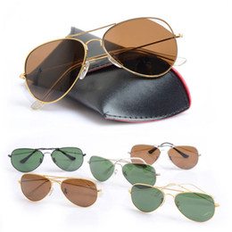 Wholesale Womans Frame Glasses - Top Quality New sun glasses 58mm Mans sunglasses Womans glasses beach sunglasses Unisex Brand Designer Sun glasses Come With box glitter2009
